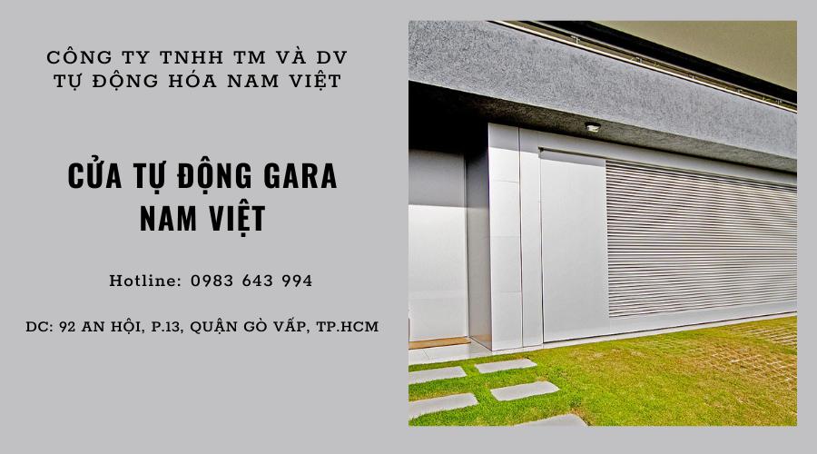 Công ty TNHH TM&DV Tự động hóa Nam Việt - Địa chỉ đáng tin cậy