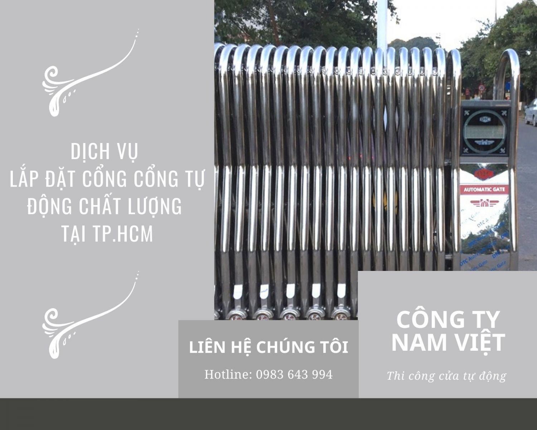 Công ty TNHH thương mại và dịch vụ Tự Động Hóa Nam Việt